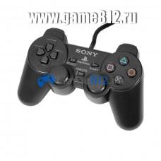 Джойстик Sony Playstation 2 проводной