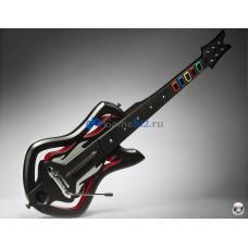 Гитара для игры Guitar Hero PS3