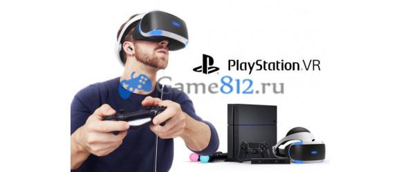 Снижение цены на Sony Playstation 4 Pro и на Sony VR