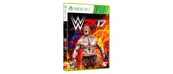 Вышла игра WWE 2K17