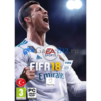 Вышла игра FIFA 18