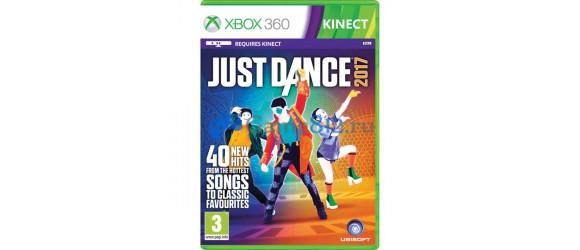 Друзья, вышла игра Just Dance 2017