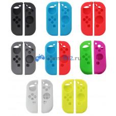 Силиконовые чехлы Джойконов Nintendo Switch