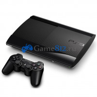 PS3 3 Super Slim + 17 игр
