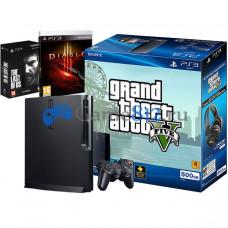 Sony PlayStation 3 Новые Прошитые
