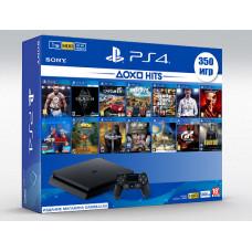 PS4 Slim прошитые + сотни игр в комплекте