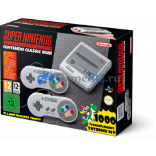Nintendo Classic Mini SNES + 800 игр PS1 / PSP / SNES / Dendy / Atari / M.A.M.E. / Capcom и др.