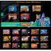 Nintendo Classic SNES Mini + 800 игр PS1 / PSP / SNES / Dendy / Atari / M.A.M.E. / Capcom и др.