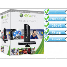 Xbox 360 Freeboot + сотни игр