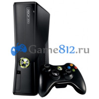 Xbox 360 Slim 500 гб. Freeboot + 100 игр ( Trade-in ) Microsoft
