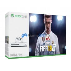 Xbox One S 500 Гб + FIFA 18
